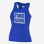 Ladies Enthuse Poly/Spandex Racerback Tank